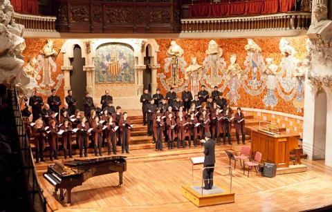 Concert al Palau de la Música Catalana