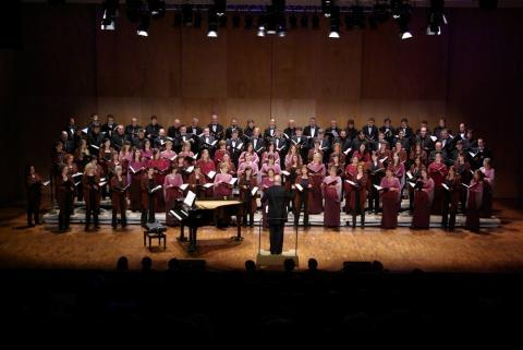 Concert amb l'Orfeó Català